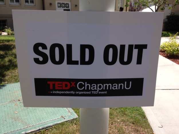 TEDxSoldOut